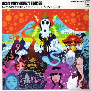 Acid Mothers Temple Monster Of The Universe album cover