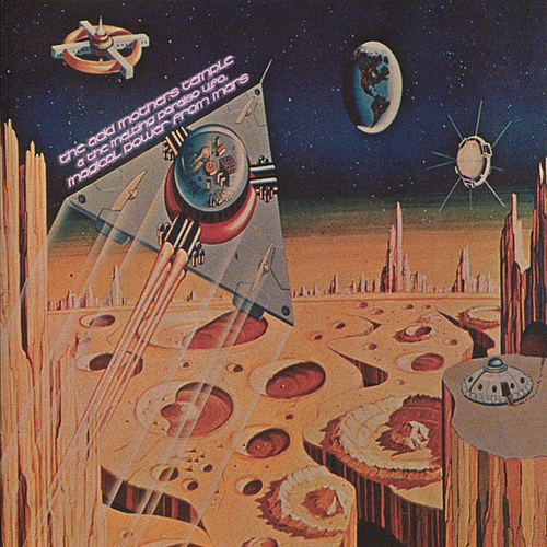 Acid Mothers Temple - Magical Power From Mars CD (album) cover