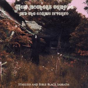Starless And Bible Black Sabbath by ACID MOTHERS TEMPLE album cover