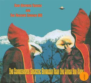 Acid Mothers Temple The Penultimate Galactic Bordello Also the World You Made (4 Cd) album cover