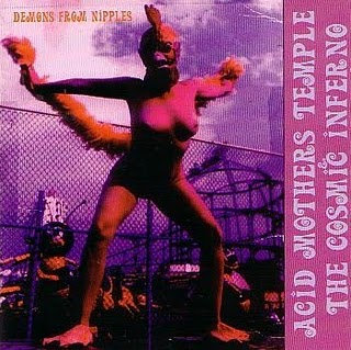 Acid Mothers Temple - Demons From Nipples CD (album) cover