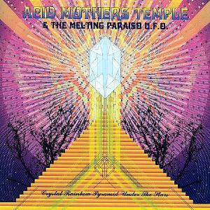Acid Mothers Temple Crystal Rainbow Pyramid Under The Stars album cover