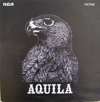 Aquila - Aquila CD (album) cover