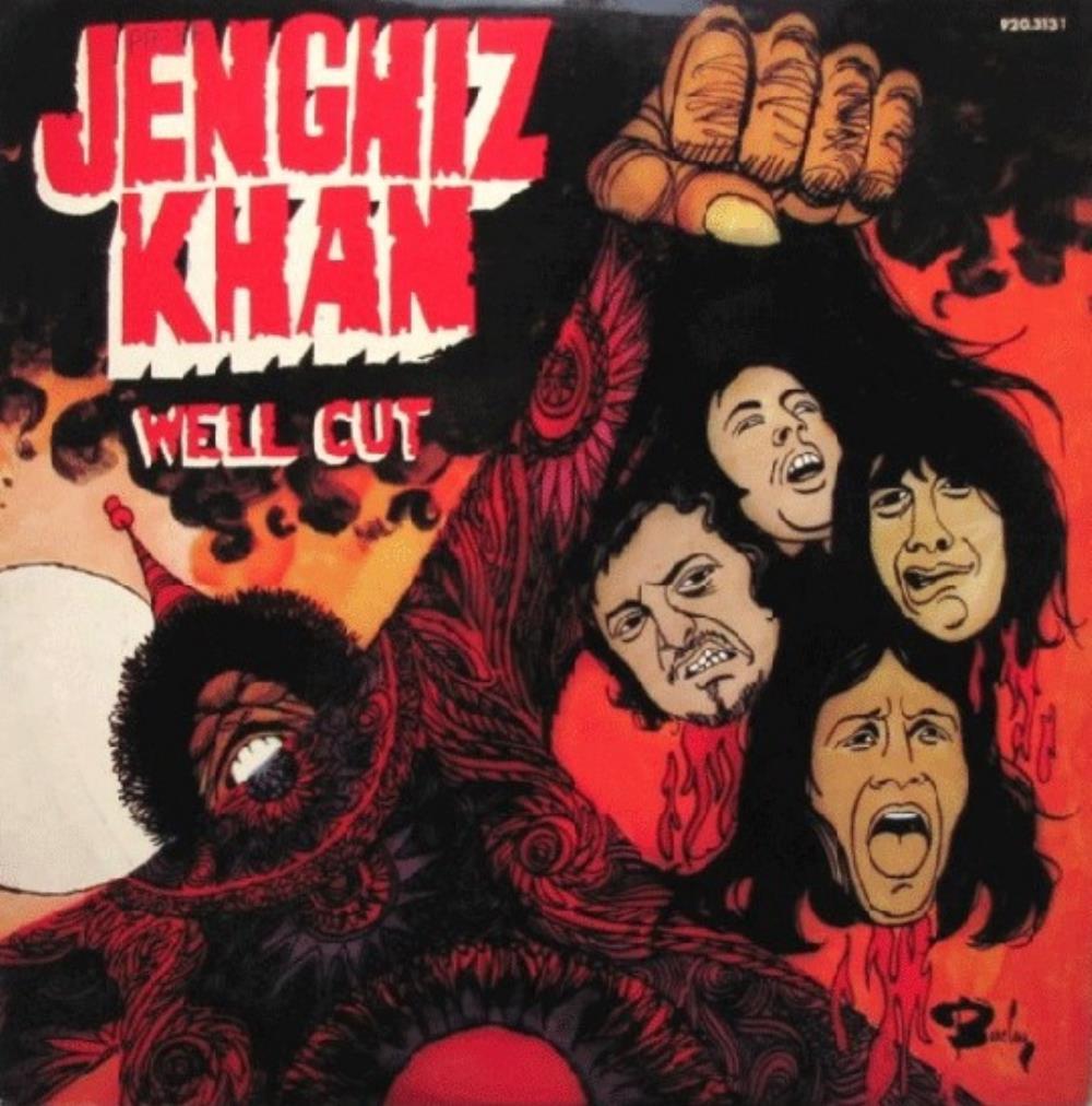 Well Cut by JENGHIZ KHAN album cover