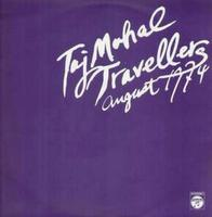 Taj-Mahal Travellers - August 1974 CD (album) cover