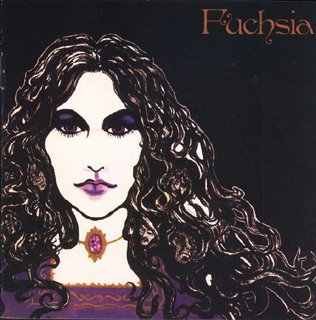 Fuchsia - Fuchsia CD (album) cover