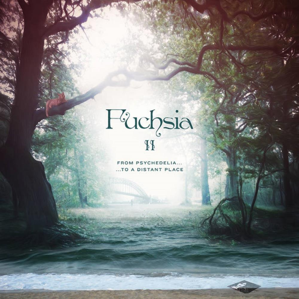 Fuchsia II - From Psychedelia ... To A Distant Place by FUCHSIA album cover