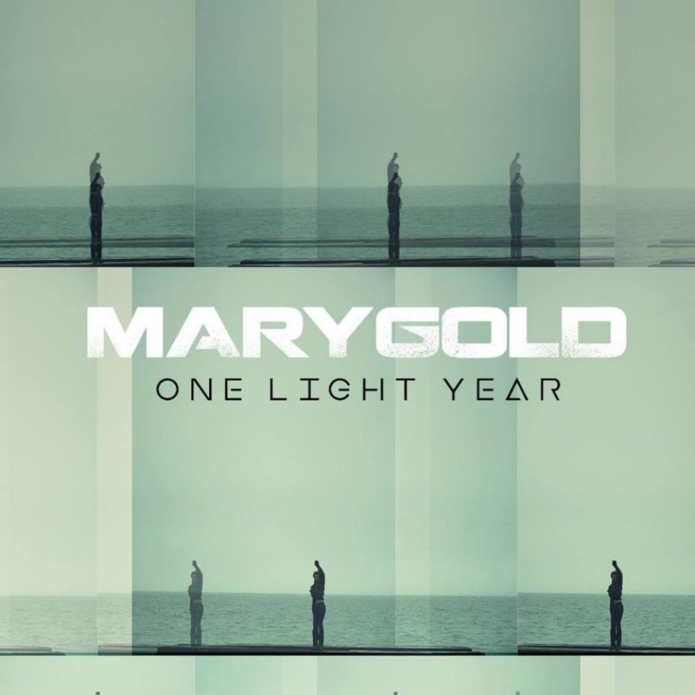 One Light Year by MARYGOLD album cover