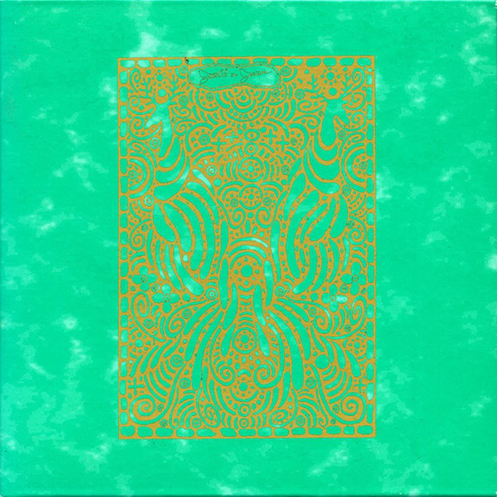 Gold & Green by OOIOO album cover