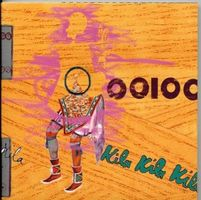 OOIOO - Kila Kila Kila CD (album) cover