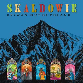 Skaldowie Krywań Out Of Poland album cover
