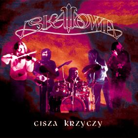 Skaldowie Cisza krzyczy - Leningrad 1972 (An Official Live Bootleg) album cover