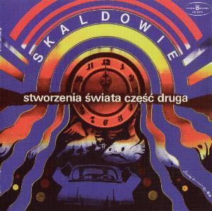 Stworzenia Świata Część Druga by SKALDOWIE album cover