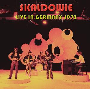 Skaldowie Live In Germany 1972 album cover