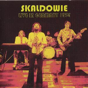 Skaldowie Live In Germany 1974 album cover