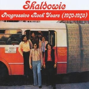 Skaldowie Progressive Rock Years (1970-1973) album cover