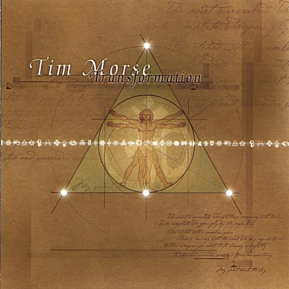 Tim Morse - Transformation CD (album) cover
