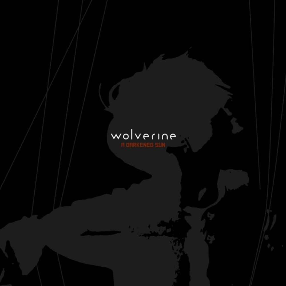A Darkened Sun by WOLVERINE album cover