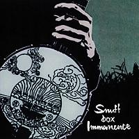 Ghost Snuffbox Immanence album cover