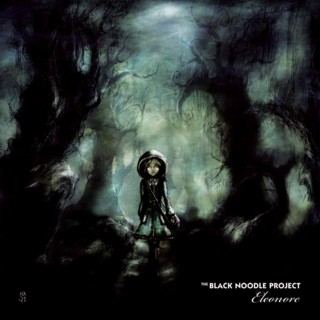 The Black Noodle Project - Eleonore CD (album) cover