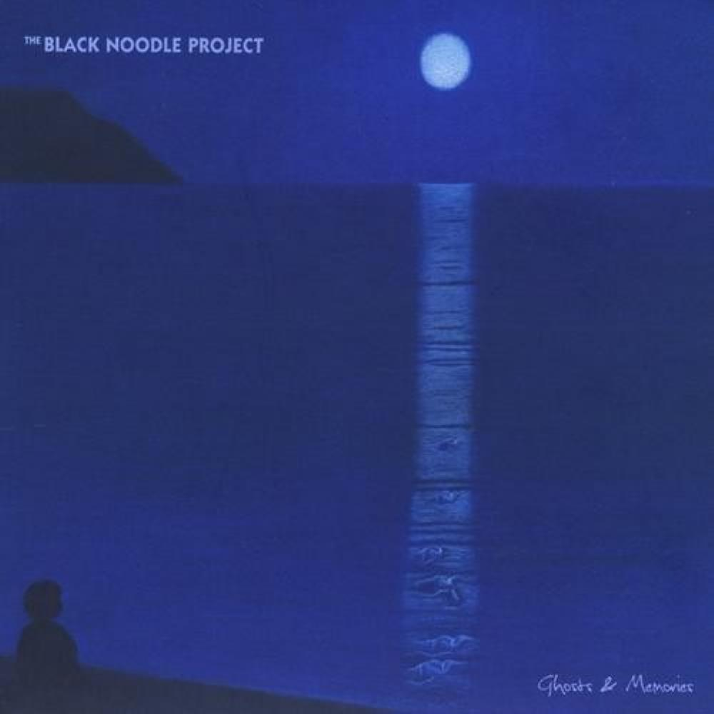 The Black Noodle Project - Ghosts & Memories CD (album) cover