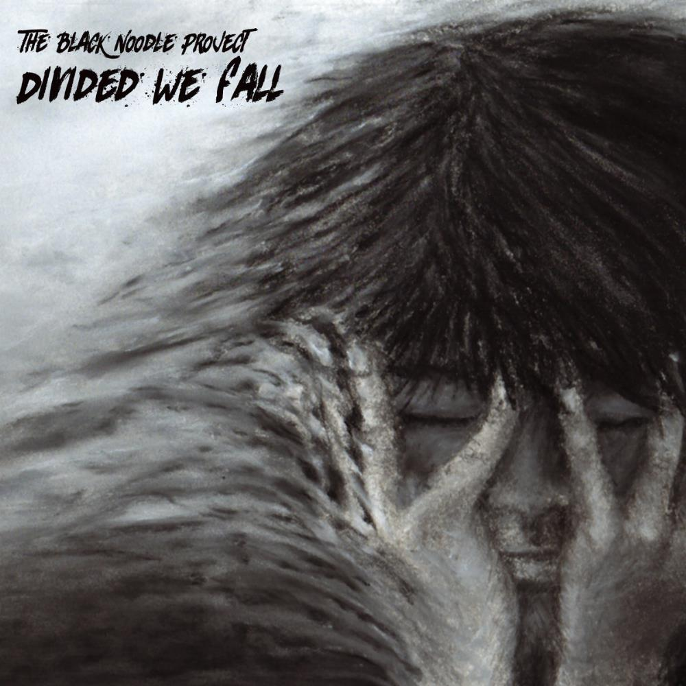 The Black Noodle Project - Divided We Fall CD (album) cover