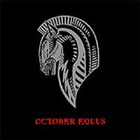 October Equus - October Equus CD (album) cover