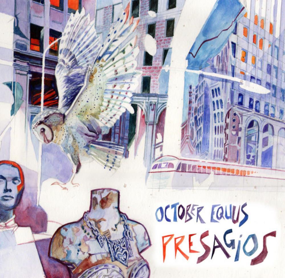 Presagios by OCTOBER EQUUS album cover