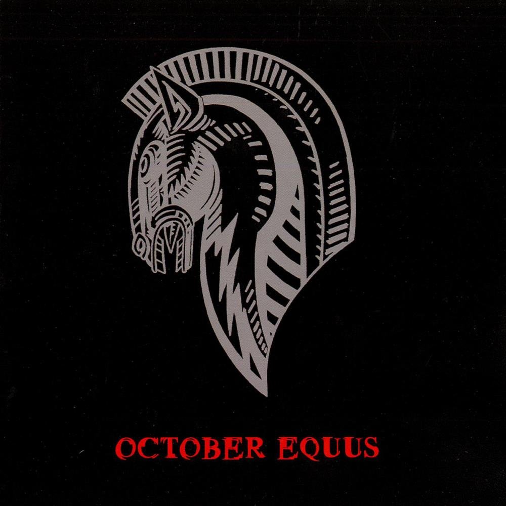 October Equus by OCTOBER EQUUS album cover