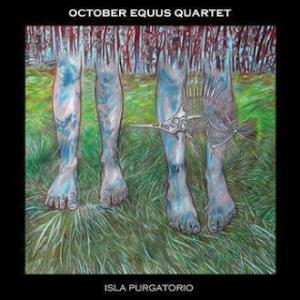 October Equus Isla Purgatorio album cover