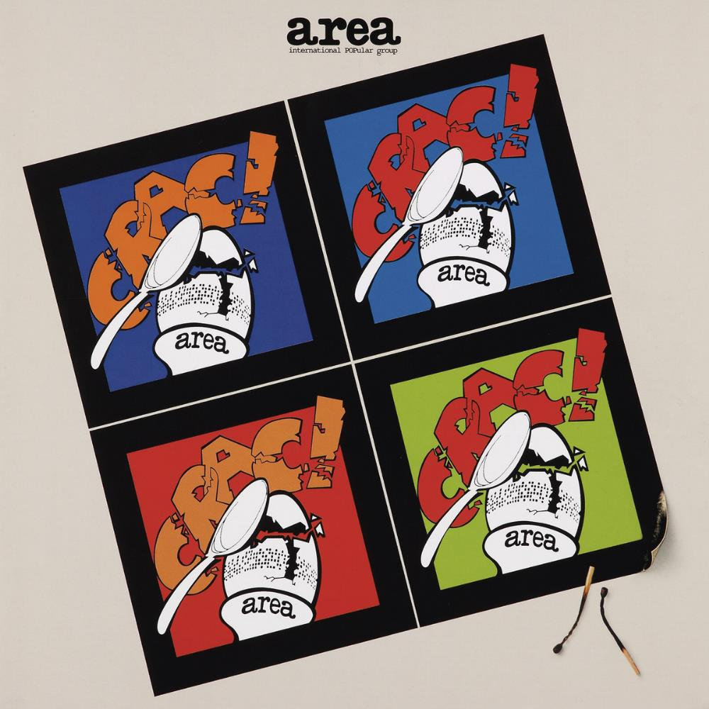 Crac ! by AREA album cover