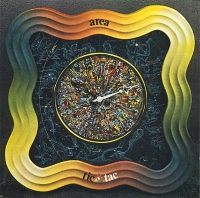 Area - Tic & Tac CD (album) cover