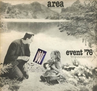 Area Event '76 album cover