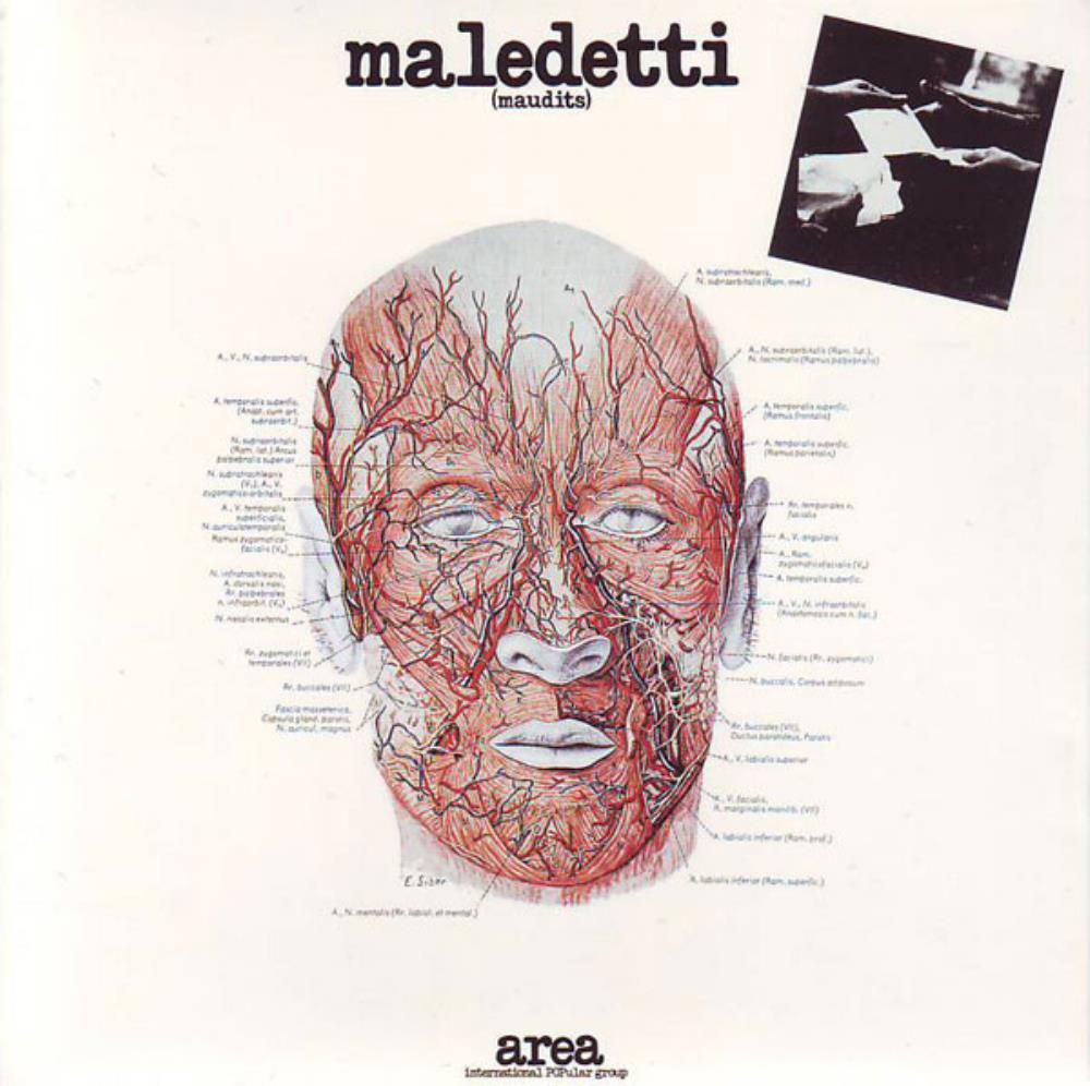 Maledetti by AREA album cover