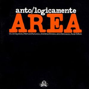 Anto/Logicamente by AREA album cover