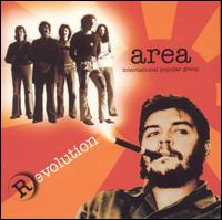 Area Revolution album cover
