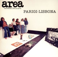 Area - Parigi-Lisboa* CD (album) cover