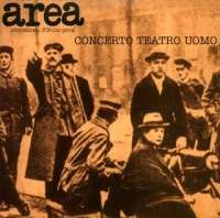 Area - Concerto Teatro Uomo CD (album) cover