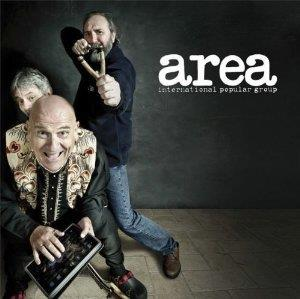 Area Live 2012 album cover