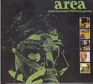 Area International POPular Group album cover
