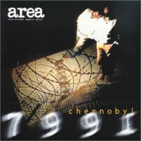 Area - Chernobyl 7991 * CD (album) cover