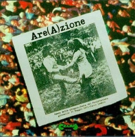 Area - Are(A)zione CD (album) cover