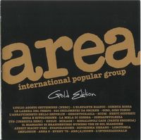 Area Area Gold Edition album cover