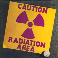 Area - Caution Radiation Area CD (album) cover