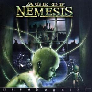 Age Of Nemesis Psychogeist album cover