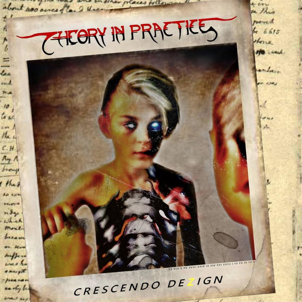 Crescendo Dezign by THEORY IN PRACTICE album cover