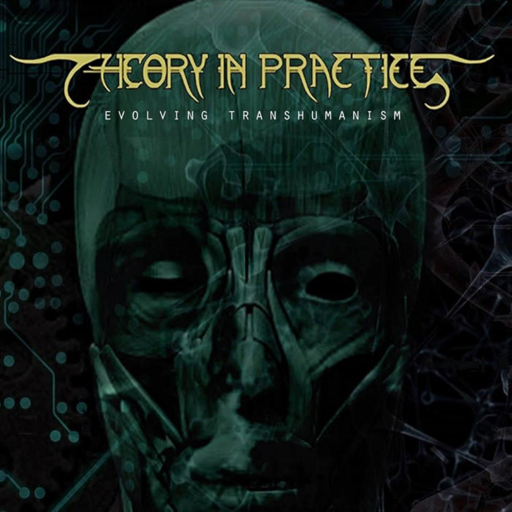 Evolving Transhumanism by THEORY IN PRACTICE album cover