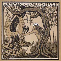 Hammers of Misfortune The Bastard album cover