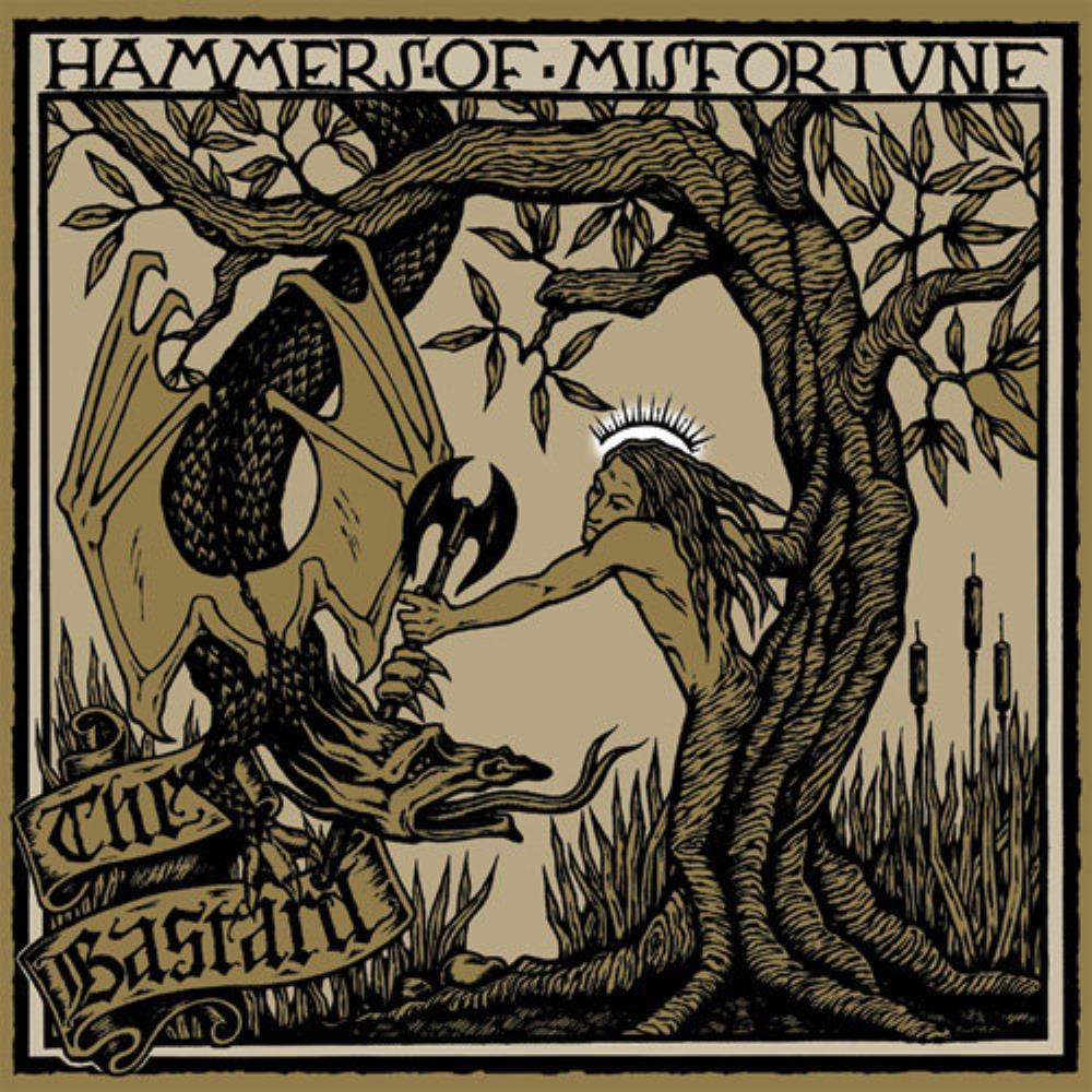 The Bastard by HAMMERS OF MISFORTUNE album cover