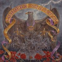 Hammers of Misfortune - The Locust Years CD (album) cover